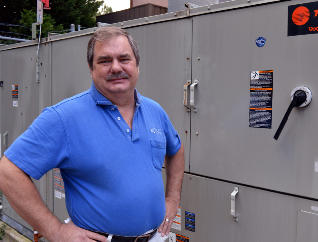 Michael Fitch, Answers Your Most Pressing HVAC Questions